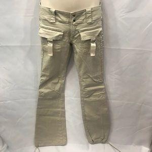 Juniors or Petite Women's size Small khaki pants